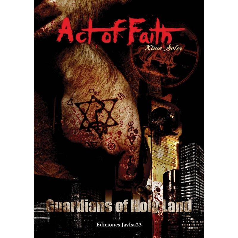 Act of Faith: First in a Virtues Series
